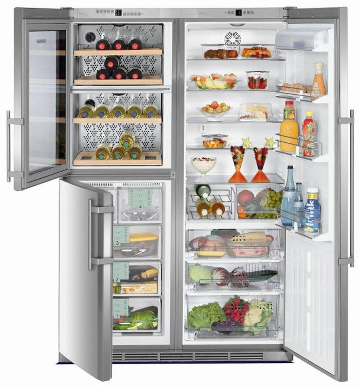 Главный помощник на кухне - холодильник